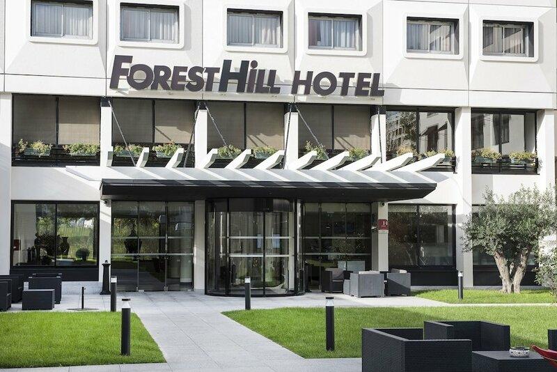 Отель Forest Hill Meudon Velizy