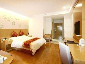 GreenTree Inn Jiaxing Xiuzhou District Wangjiangjin Town Hotel