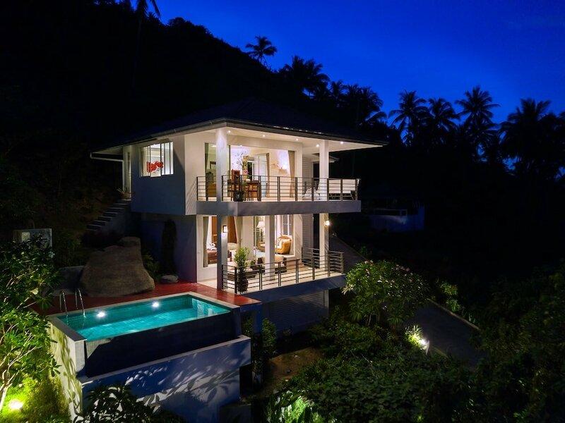 Entire Private Pool Sea View Villa
