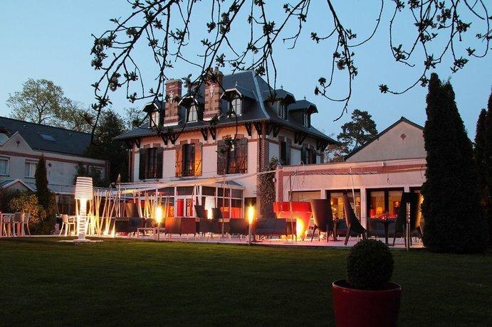 Relais & Châteaux L'Assiette Champenoise