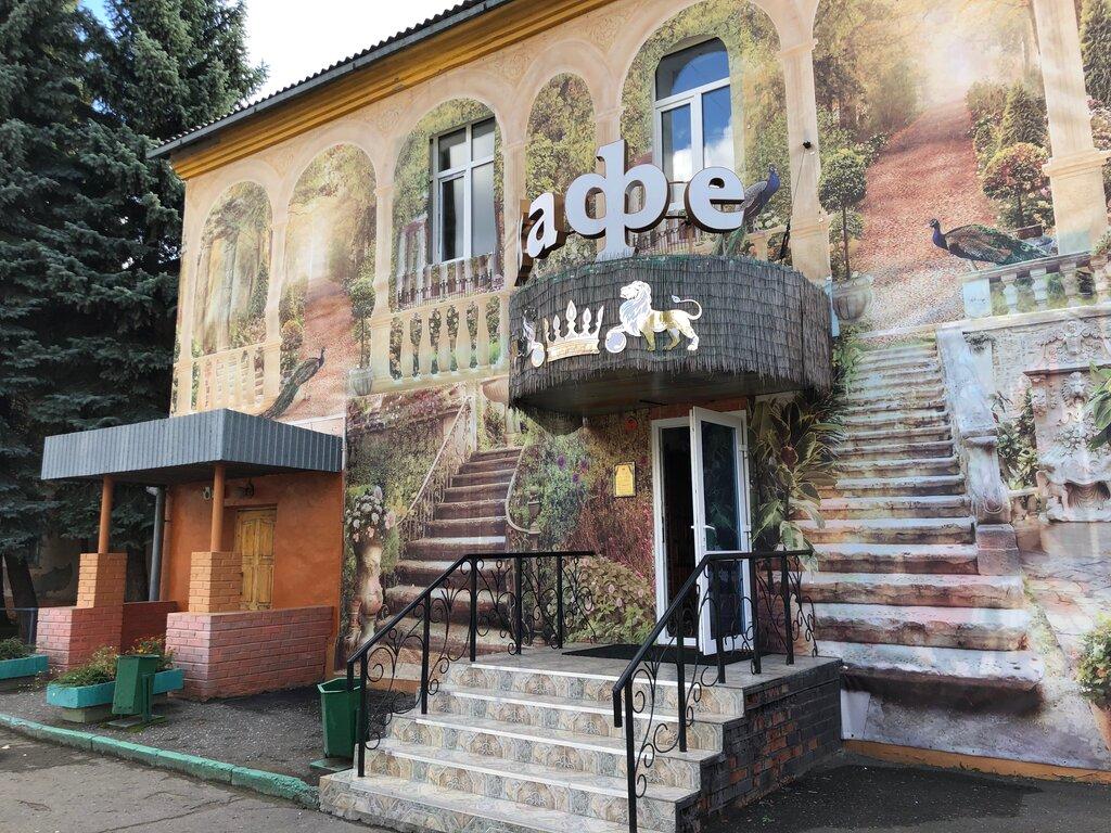 cafe — Akatsiya-uyutny ugolok, kafe — Omsk, photo 1
