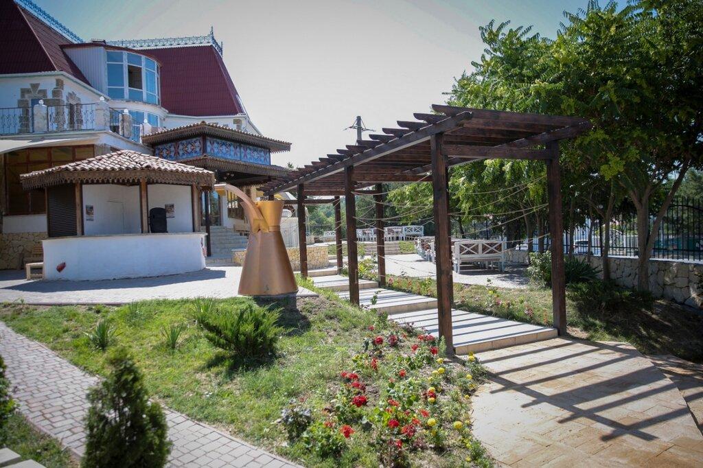культурный центр — В гостях у Крымских татар — Бахчисарай, фото №2