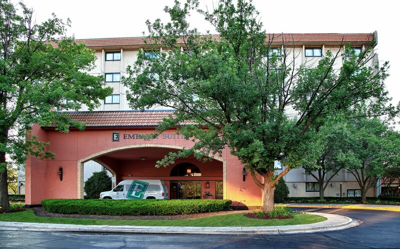 Embassy Suites Chicago - Schaumburg - Woodfield