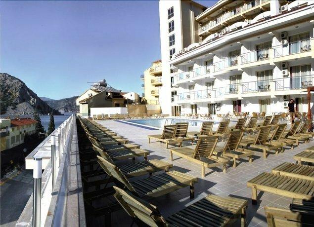 Calipso Beach Turunc Hotel