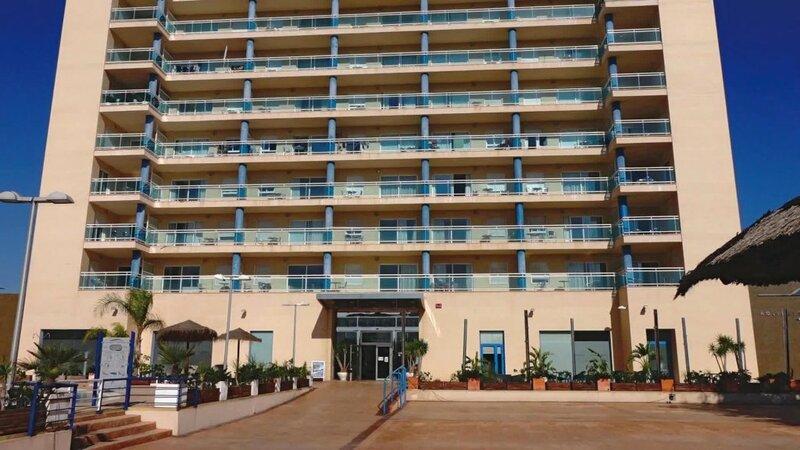 Apartamentos Europa House Sun Beach