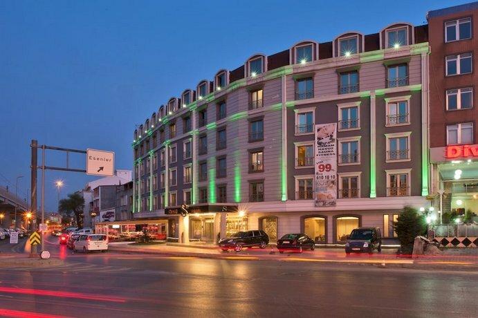 otel — Grand S Hotel — Esenler, foto №%ccount%