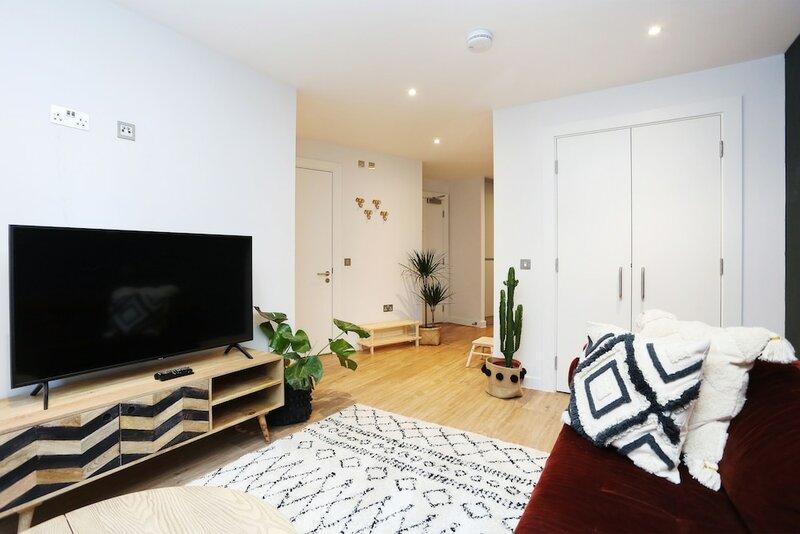 Brand New Studio Apartment Near Edinburgh Castle