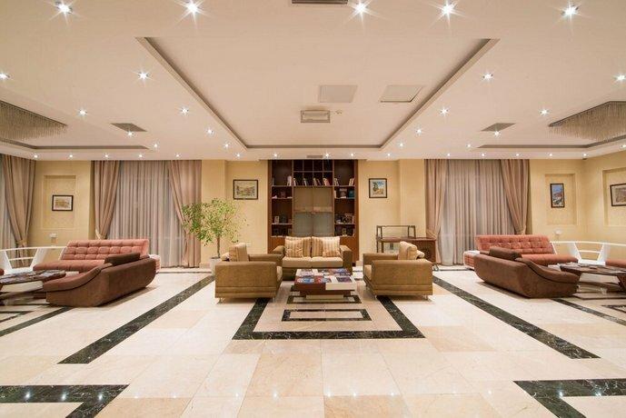 Отель Kaspia