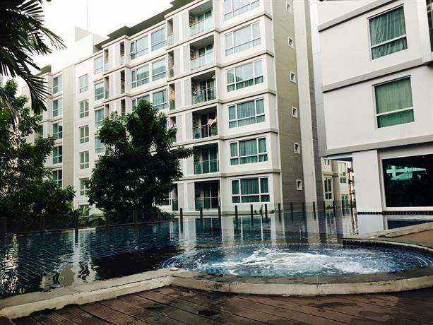 Sukhumvit 64 Pool View Apartment