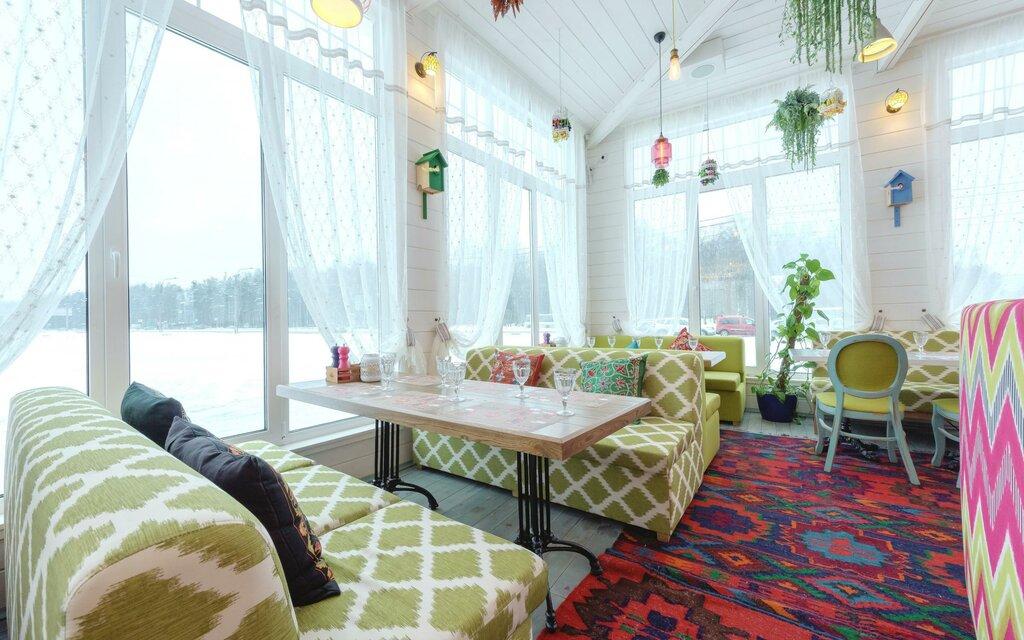 ресторан — Чайхана Чабрец — Санкт-Петербург, фото №10