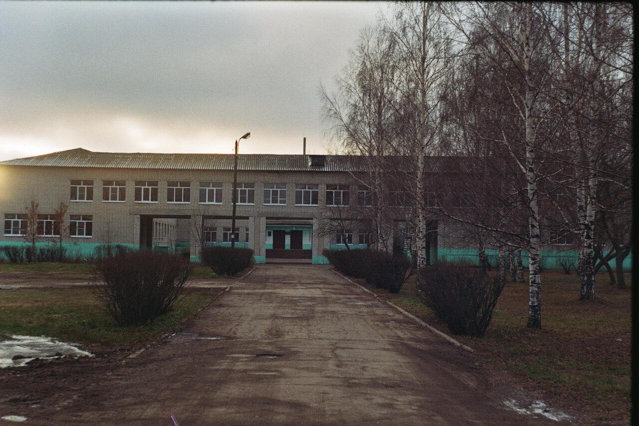 днем лиса рязанская область поселок чучково фото образом