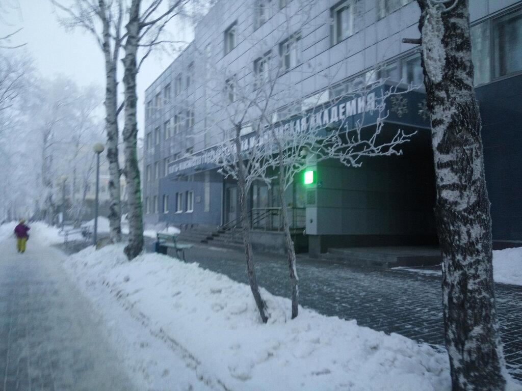 ВУЗ — Ханты-Мансийская государственная медицинская академия — Ханты-Мансийск, фото №2