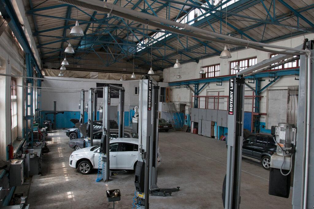автосервис, автотехцентр — Pkw Motors — Москва, фото №5