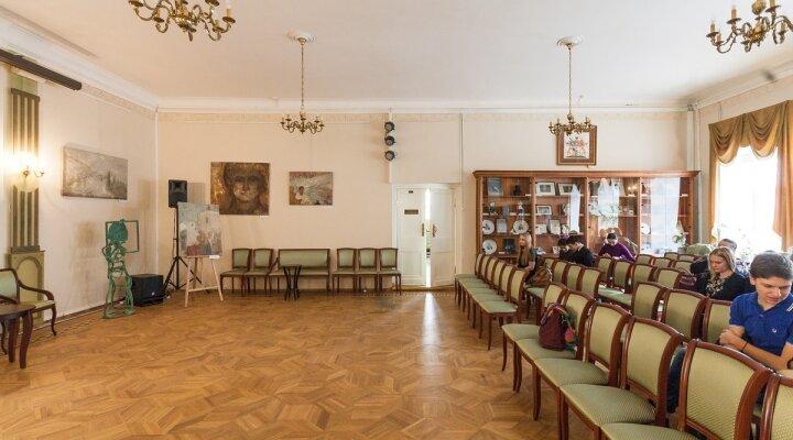 библиотека — Дом Н.В. Гоголя — Москва, фото №5
