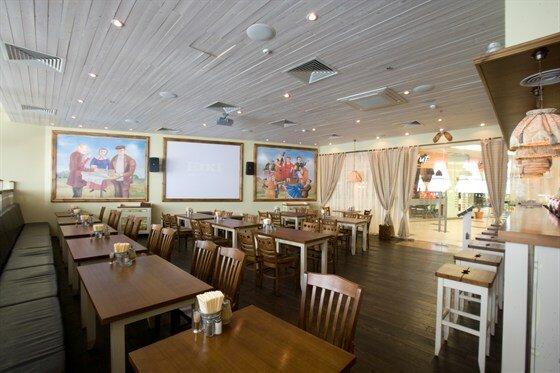 restaurant — Pivorama — Saint Petersburg, фото №3