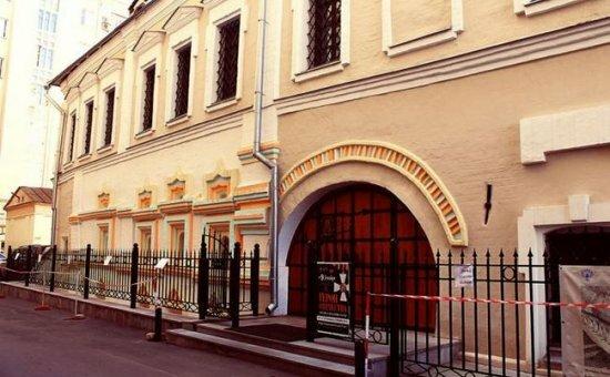 музей — Стрелецкие палаты — Москва, фото №4