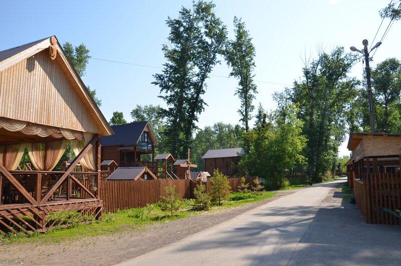 База отдыха Уральская деревня