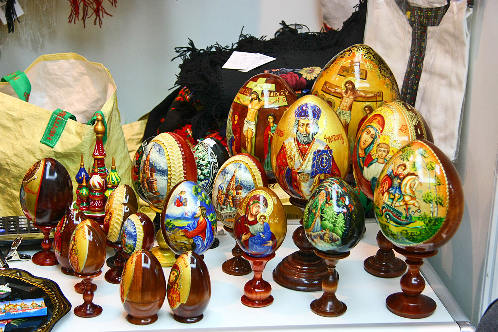 Сувениры из россии картинки