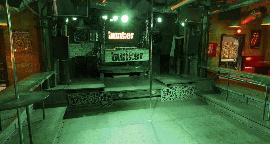 ночной клуб бункер