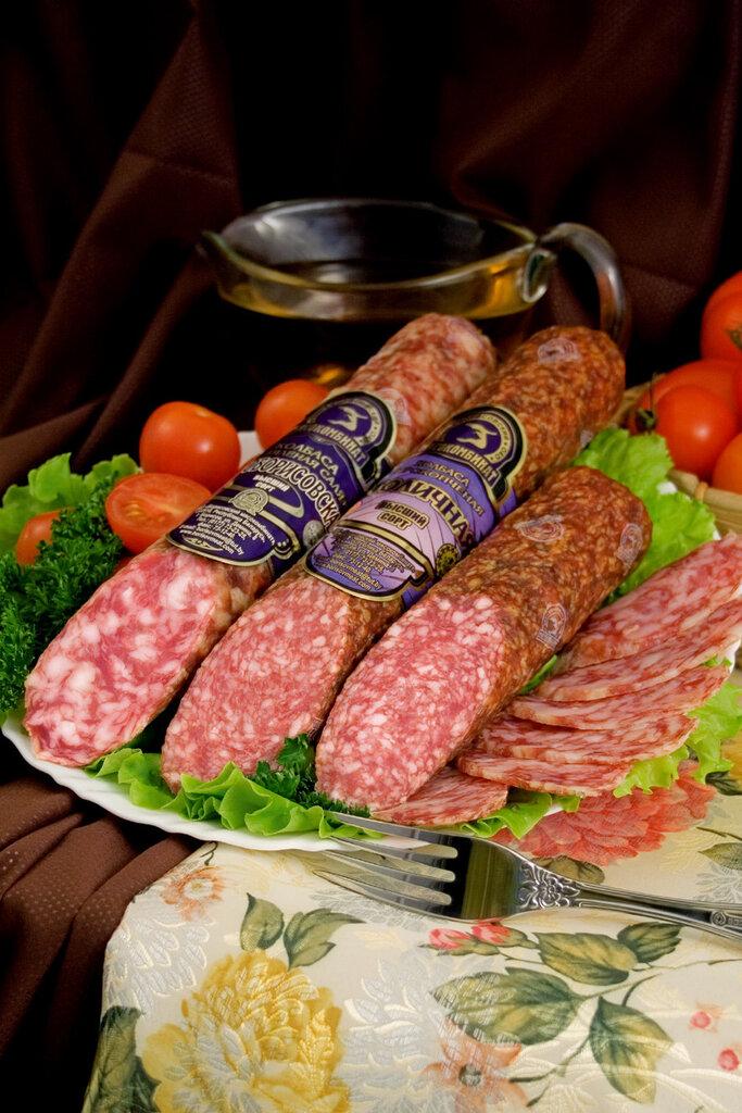 Картинка белорусские колбасы