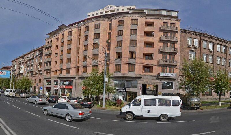 Apartment on Komitasa 59 6