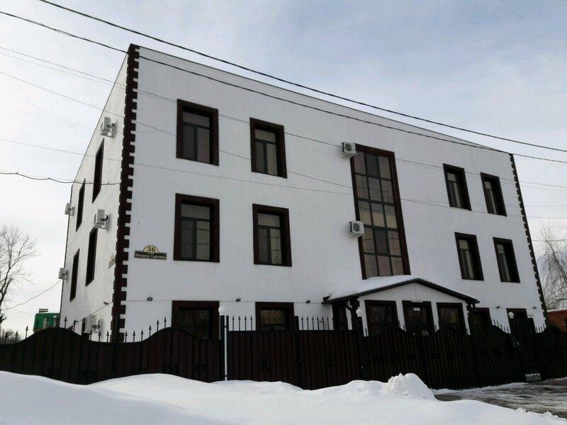 Отель на Сорокина