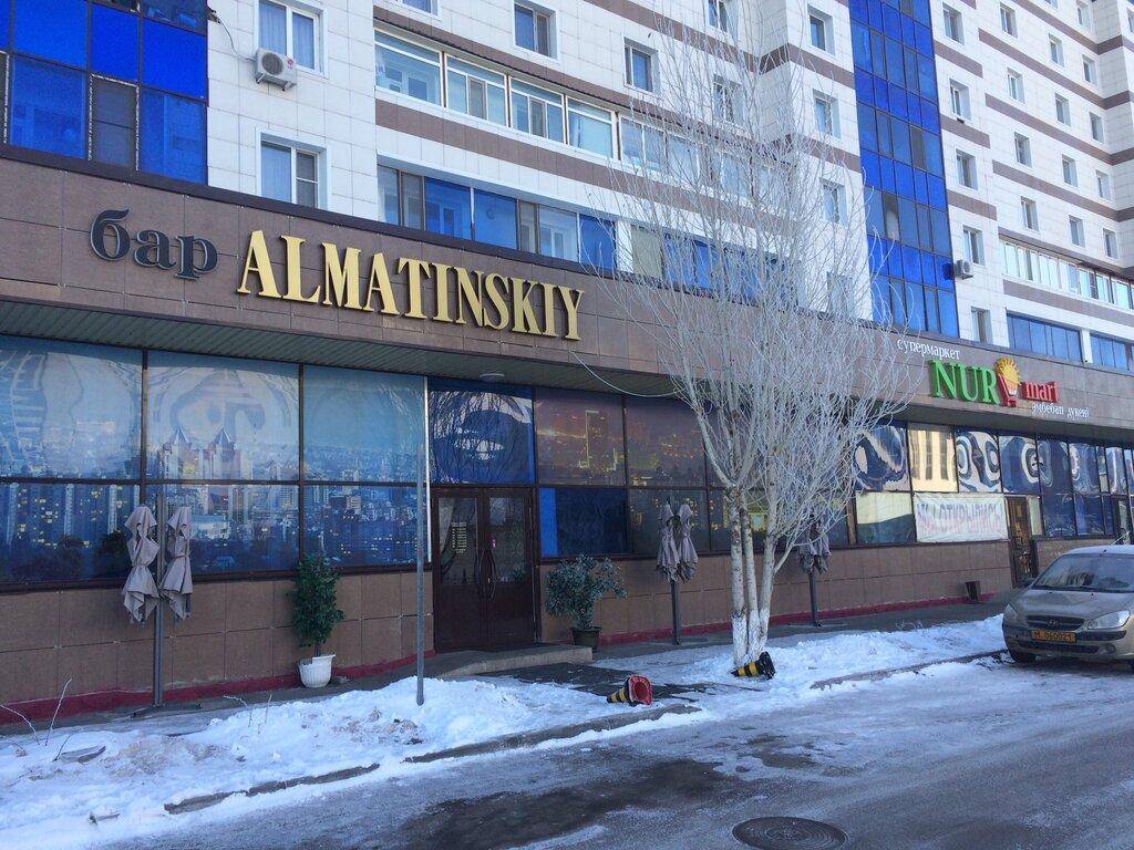 бар, паб — Almatinskiy — Нур-Султан, фото №2