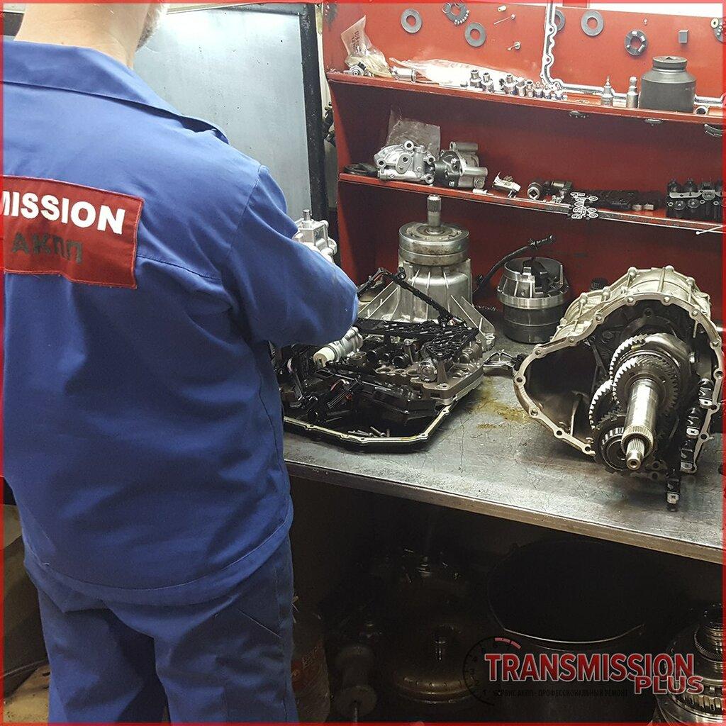 ремонт акпп — Трансмиссия Плюс — Москва, фото №2