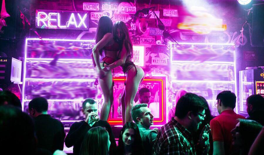 Видео секс бары в питере порно