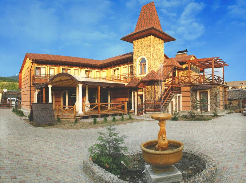 Гостинично-ресторанный и рекреационный комплекс Арго