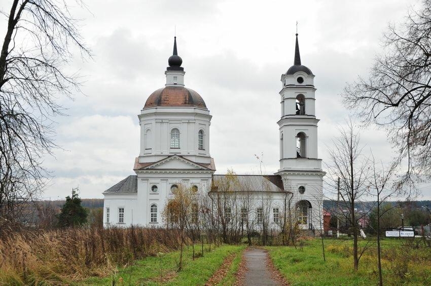Фото кленово московской области