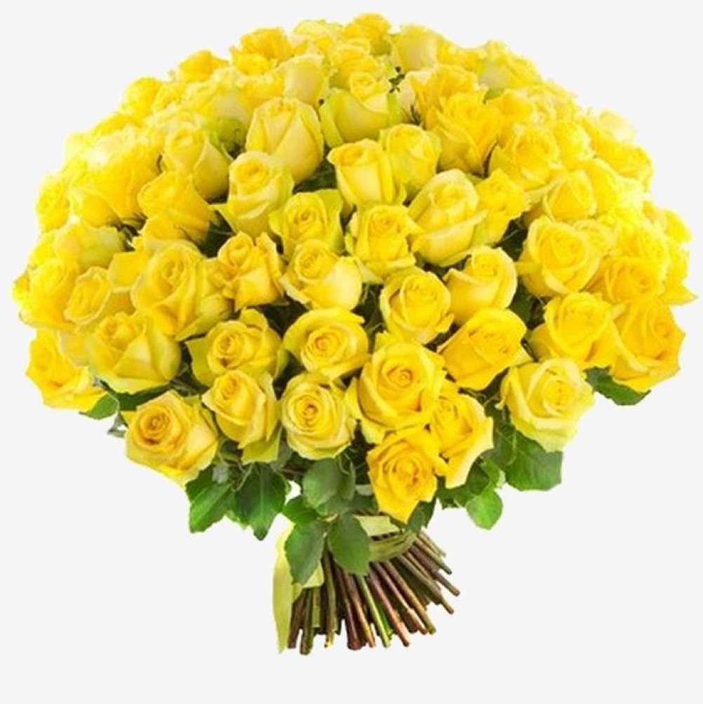 Открытки, желтые розы с днем рождения фото