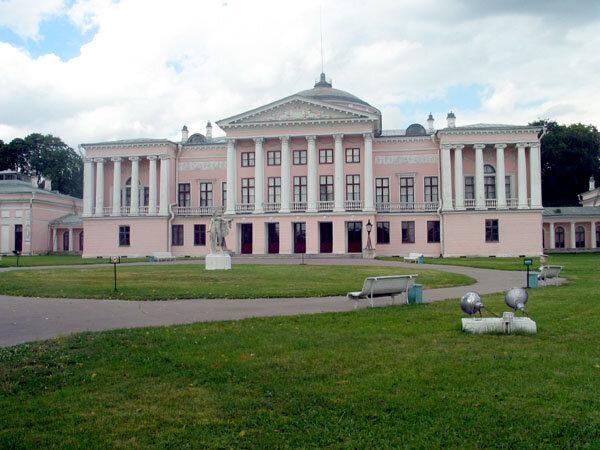 park — Ostankino Park — Moscow, photo 2