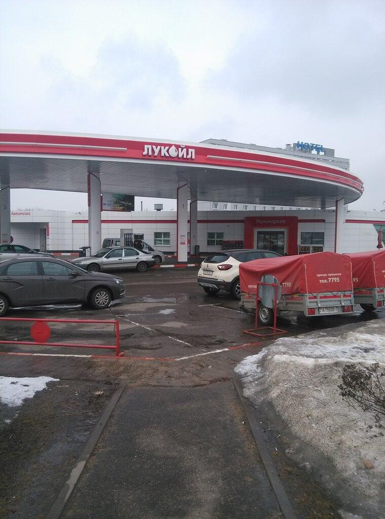 АЗС — Лукойл — Минск, фото №1