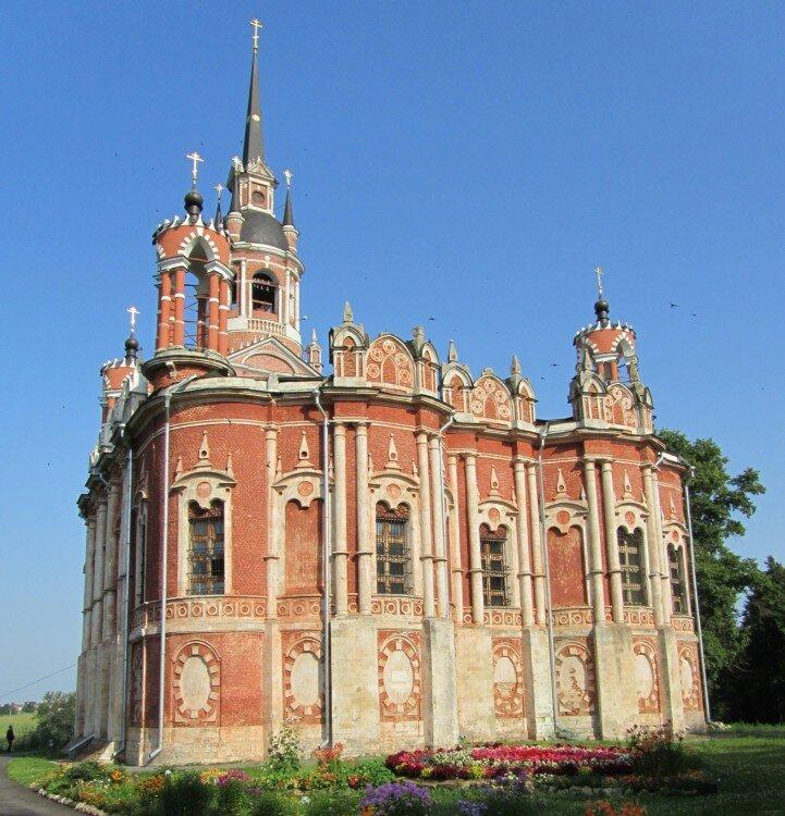 Фото церкви в можайске