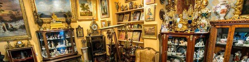 антикварный магазин — Магазин антиквариата — Санкт-Петербург, фото №4