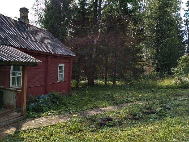 Вепсская деревня