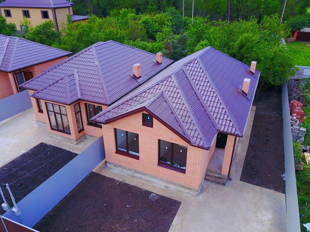 строительство дачных домов и коттеджей — Амакс, офис — Краснодар, фото №2