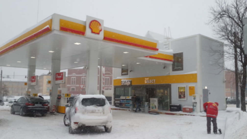 АЗС — Shell — Санкт-Петербург, фото №2