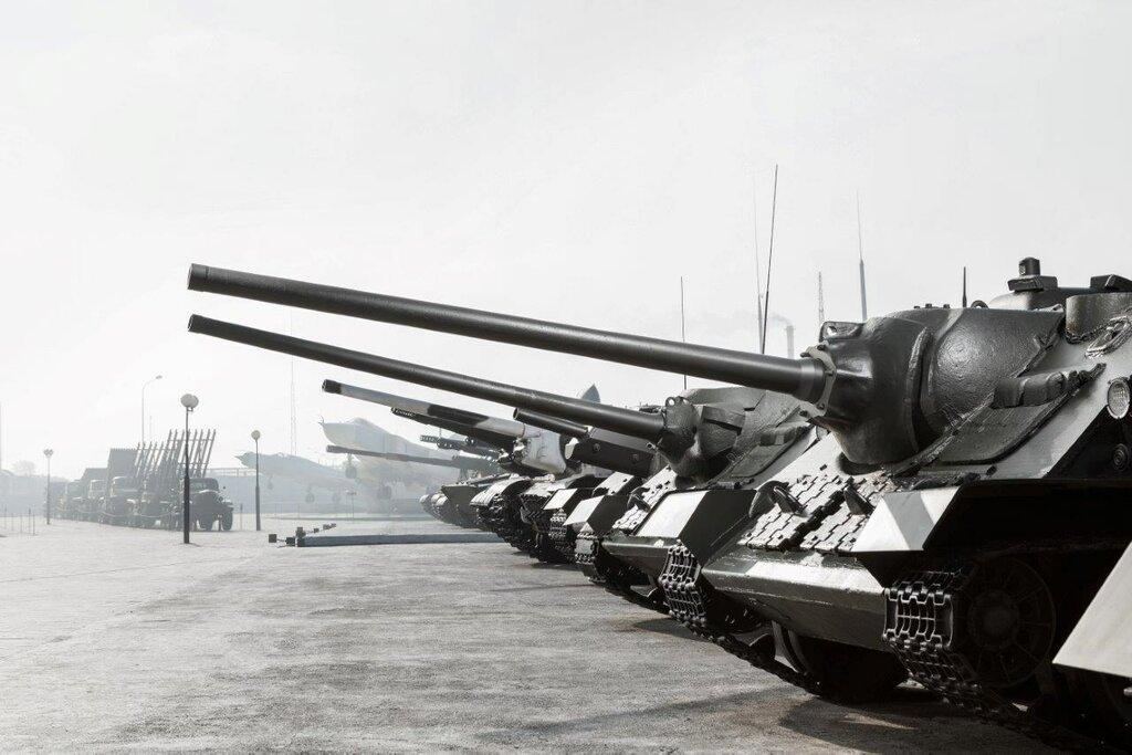 музей — Музей военной техники УГМК — Верхняя Пышма, фото №2