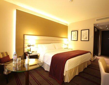 гостиница — Sheraton Palace Hotel — Москва, фото №4