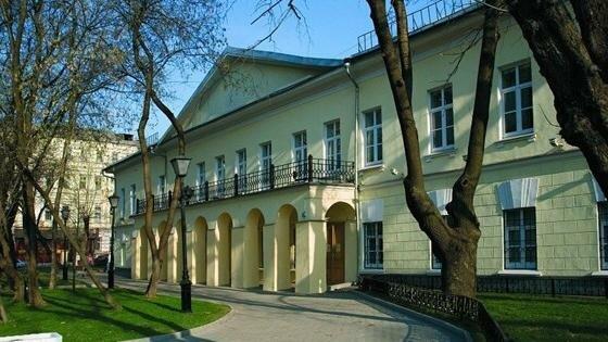 библиотека — Дом Н.В. Гоголя — Москва, фото №4