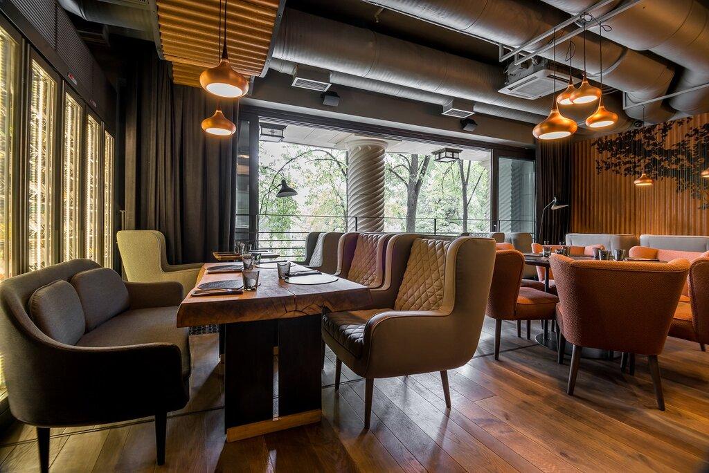 ресторан — Mos — Москва, фото №2