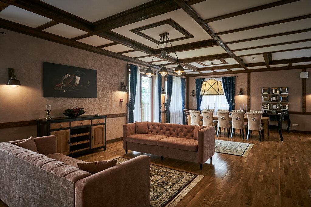 гостиница — Роза Шале — Сочи, фото №1