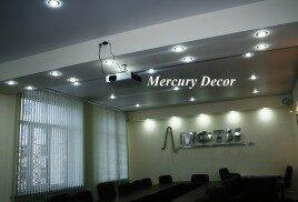 натяжные и подвесные потолки — Меркурий-Декор — Долгопрудный, фото №2