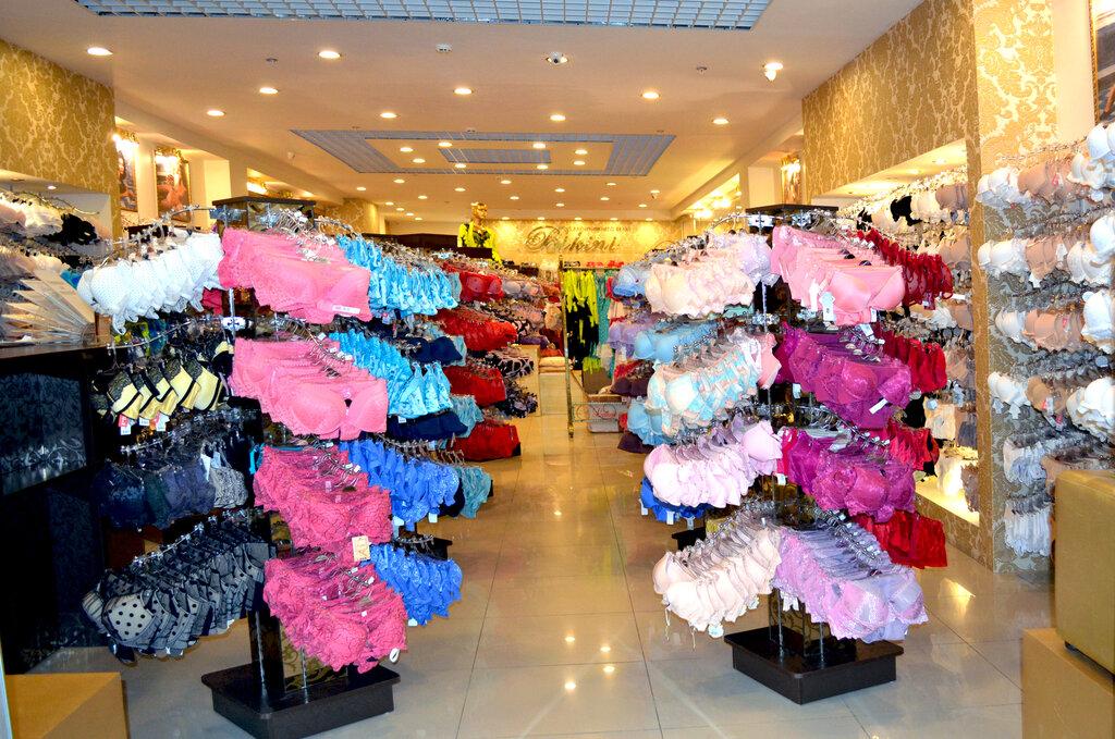 магазин женского нижнего белья рядом