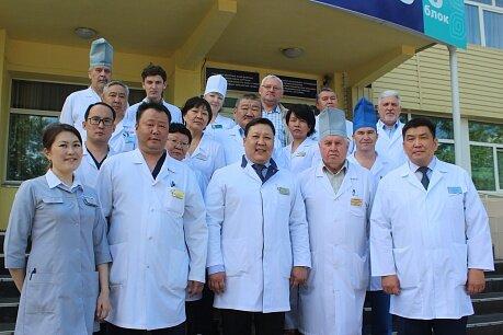 больница для взрослых — ГАУЗ Республиканская клиническая больница скорой медицинской помощи имени В. В. Ангапова — Улан-Удэ, фото №5