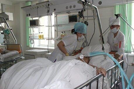 больница для взрослых — ГАУЗ Республиканская клиническая больница скорой медицинской помощи имени В. В. Ангапова — Улан-Удэ, фото №2
