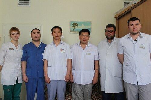 больница для взрослых — ГАУЗ Республиканская клиническая больница скорой медицинской помощи имени В. В. Ангапова — Улан-Удэ, фото №10