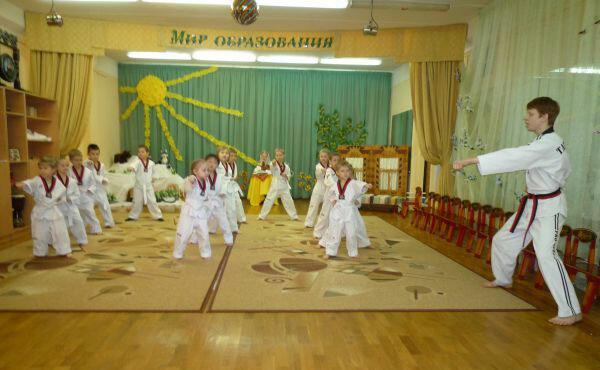 детский сад — Комплекс школа-детский сад Мир образования — Одинцово, фото №7